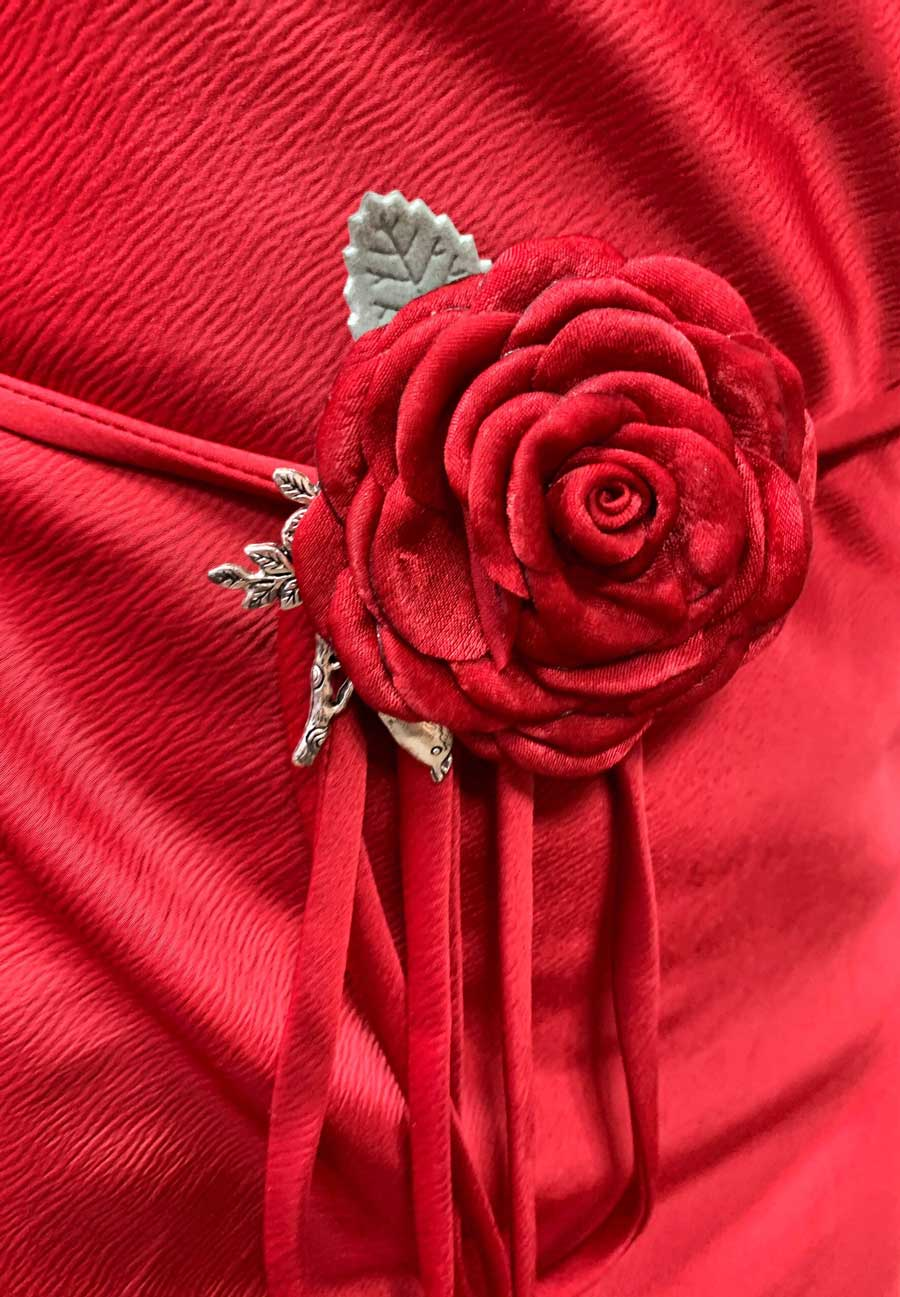 What is the difference between a Pin and a Brooch?